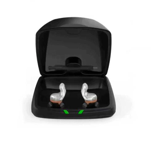starkey custom rechargeable hearing aids